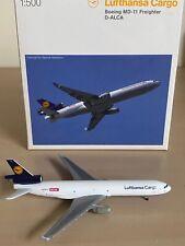 1/500Lufthansa Cargo McDonnell Douglas MD-11F Herpa Wings 503570
