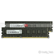 16GB KIT 2x8GB 2Rx8 PC3-10600 DDR3 1333MHz 240pin DIMM Desktop Memory For Intel