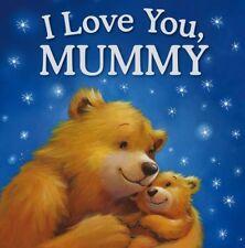 Hardback Story Book - I Love You Mummy (Gift Book)-Igloo Books Ltd