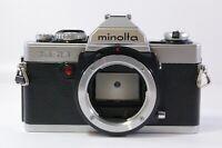 Vintage SLR Minolta XG 9 only body Ref. 151924