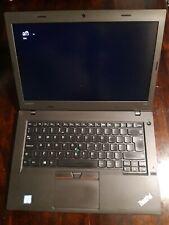 Lenovo Thinkpad L450 Laptop/Notebook Core i5 4GB RAM. For parts! (Ref: LX4).