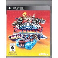 * Activision PS3 Playstation 3 Skylanders SuperChargers Super Chargers Racing 👾