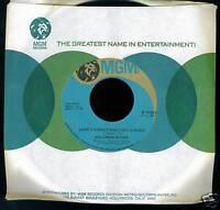 Solomon Burke FUNKY SOUL MGM 45 I Got To Tell It MINT minus vinyl