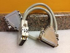HP Agilent 08501-60068 Labeling Interconnect Cable Assy. For 8501A to 8505A.