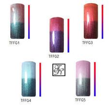5x Flip Flop Thermo Uv-farb-gel Farbwechsel Temparaturwechsel Nagelgel