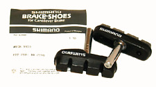 Shimano Cantilever Brake Shoes  / 1 Pair NEW!
