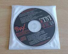 HIT TRAX (MARIAH CAREY, ALANIS MORISSETTE, BJORK) - CD PROMO COMPILATION