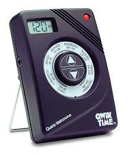 Qwik Time Quartz Digital Metronome Qt-3 Superior Accuracy 200+ Speeds New
