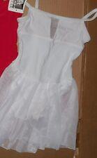 NWT Camisole dress sheer skirt Ballet Lyrical 4 colors girls/ladies Skate