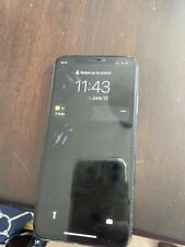 Apple iPhone X, 64 GB, Unlocked Cracked Screen, Fully Functional