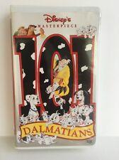 Disney Masterpiece 101 Dalmatians (VHS, 1999)