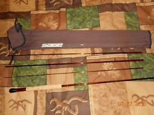 Sage model 390-4 graphite fly rod in new condition