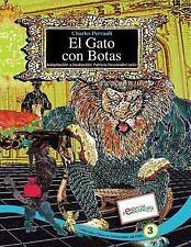 Clásicos Universales de Patty: El Gato con Botas : TOMO 3 de Los Clásicos...