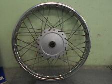 honda   cg  125    front  wheel  (2002)