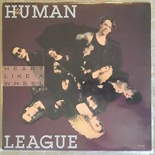 "HUMAN LEAGUE - Heart Like A Wheel - 12"" Single (Vinyl LP) A&M 750212336"