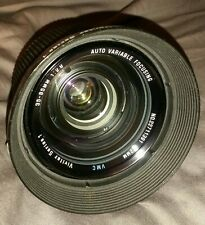 VIVITAR SERIES 1 35-85mm F2.8 AUTO VARIABLE FOCUSING LENS & HOOD.NIKON AI MOUNT.