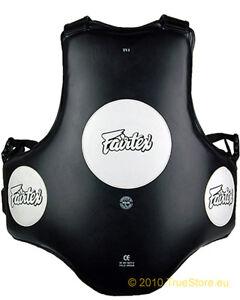 Fairtex TV1 Traiierveste, Muay Thai Bodypanzer