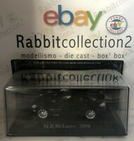 "DIE CAST "" SLR McLAREN - 2004 "" MERCEDES COLLECTION SCALA 1/43 (25)"