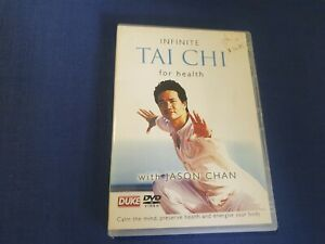 Infinite Tai Chi For Health With Jason Chan - DVD - Regions 0 Free Tracked Post