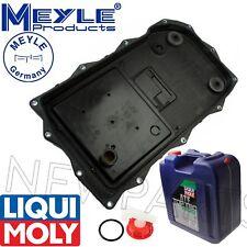 For BMW 2-7 Series GA8HP Auto Trans Oil Pan & Filter Kit & 20L Fluid ATF