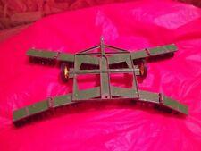 John Deere Wing Fold Disk Disc VINTAGE Ertl Toy 1/16 Original