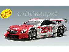 AUTOart 80633 LEXUS SC 430 SUPER GT 2006 ZENT #1 1/18 DIECAST MODEL CAR