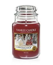 Large Yankee candle - Christmas Magic