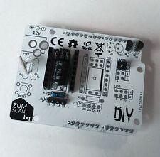 ZUM Scan Expansion Board Ersatzteile für Ciclop 3D DIY Scanner Kit
