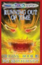 Running Out of Time: Time Grafters - Origins Book 1 (Paperback or Softback)