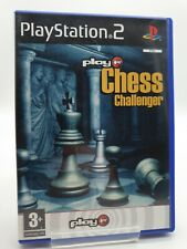 Play it Chess Challenger Playstation 2 ps2 Spiel