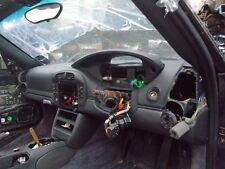 Porsche 911 996 Boxster 986 Blue/ Grey Leather Lower Center Console Shelf 14452