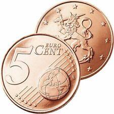 Pièces euro de la Finlande pour 5 cent