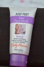 Sally Hansen Spa Foot Mask 58004 99.3g/3.5oz -Made in USA-