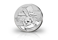 Simpsons Bart Simpson 1 oz Silber 2020