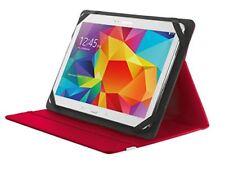 Custodie e copritastiera rossi Per Samsung Galaxy Tab 3 in pelle sintetica per tablet ed eBook
