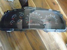 1999 - 2001 FORD F250 350 SUPERDUTY EXCURSION V10 INSTRUMENT CLUSTER 285K MILES