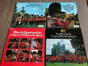 LOT 16 Records Military Music