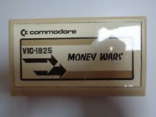 COMMODORE VC-20 / VIC-20 --> MONEY WARS (VIC-1925) / CARTRIDGE