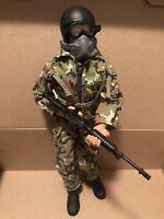 Hasbro G.I. Joe U.S. Airborne Ranger Action Figure Blonde