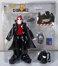 "Mezco Toys CLUB MEZ HOODZ 7"" Urban Street Graphitti Artist Rap, Hip Hop figure(E"