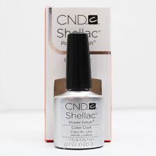 CND Shellac UV LED Gel Nail Polish Base Top Coat 7.3ml 0.25oz Pick ANY * PART B