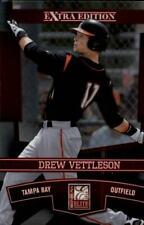 2010 Donruss Elite Extra Edition Baseball #2 Drew Vettleson
