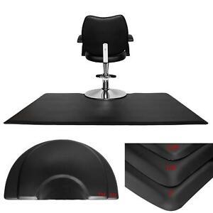 "Anti Fatigue Hair Stylist Mat Salon Barber Chair Floor Mats Thick 5/8"" 7/8"" 1"""
