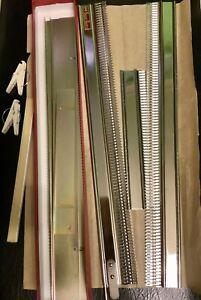 Standard Gauge Suzuki Garter Bar for Brother/Silver Reed Knitting Machine BNIB