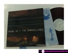 TRANS AM THE SURVEILLANCE  1998 CITY SLANG GERMANY LP WITH INSERT