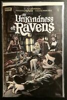 🔥🚨 AN UNKINDNESS OF RAVENS #1 Cover A Main BOOM! Studios NM Gemini Shipping❗️