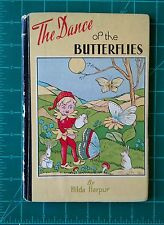 The Dance of the Butterflies by Hilda Harpur Vintage Illustrated Children's Book