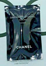 CHANEL Dimensions de Chanel Mascara 10 Noir 1g Sample size SEALED  new