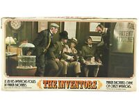 The Inventors Board Game 1974 Parker Brothers Bilingual