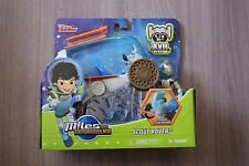 DISNEY JUNIOR MILES FROM TOMORROW SCOUT ROVER TOMY Nuovo di zecca in scatola 3+
